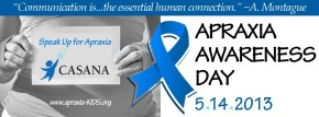 Speak up for Children with Apraxia