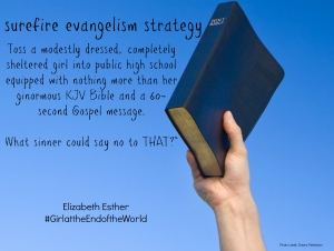 Surefire evangelism strategy!