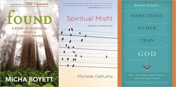Found, Spiritual Misfit, and Something Other Than God