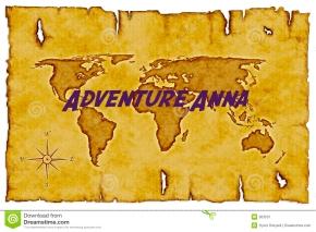 Adventure Anna is on Facebook andPinterest